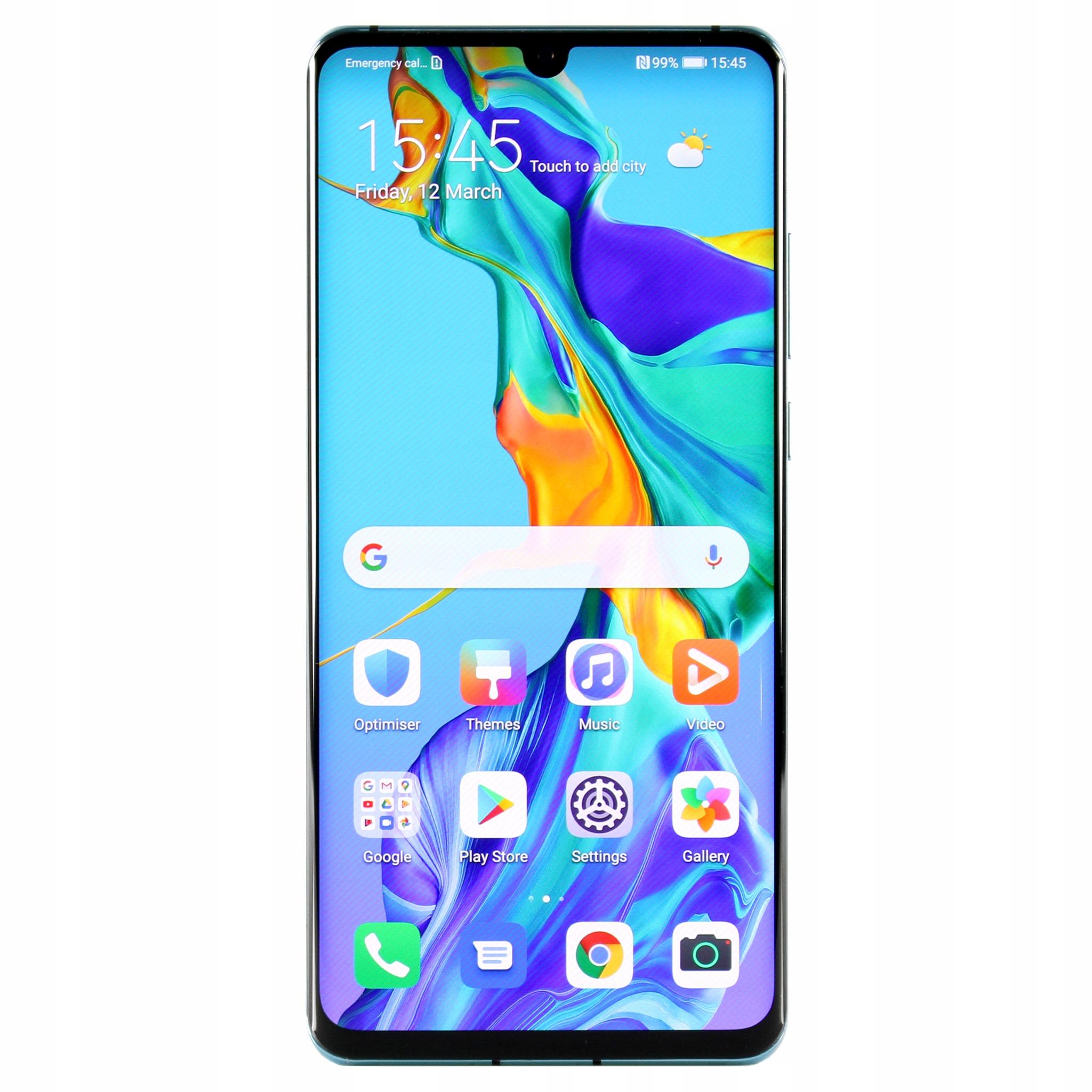 Smartfon Huawei P30 Pro / GWARANCJA / ORYGINAŁ