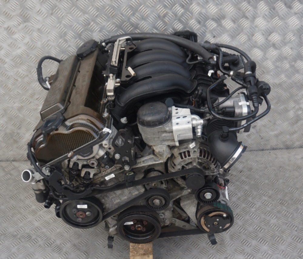 bmw e90 320si n45 173hp двигатель n45b20a