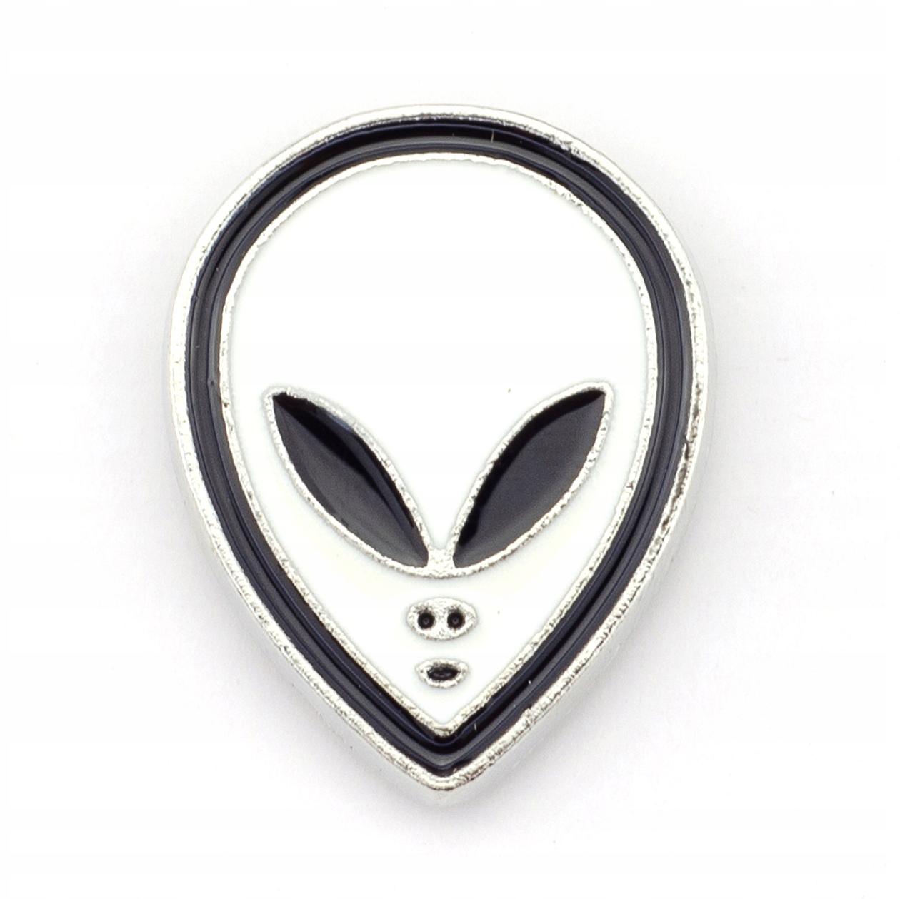 Pinets przypinka Alien Ufo pin ufoludek Postać
