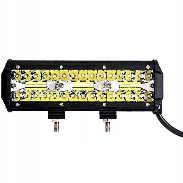 Lampa Cofania Halogen LED 180W Skrzynia Plandeka
