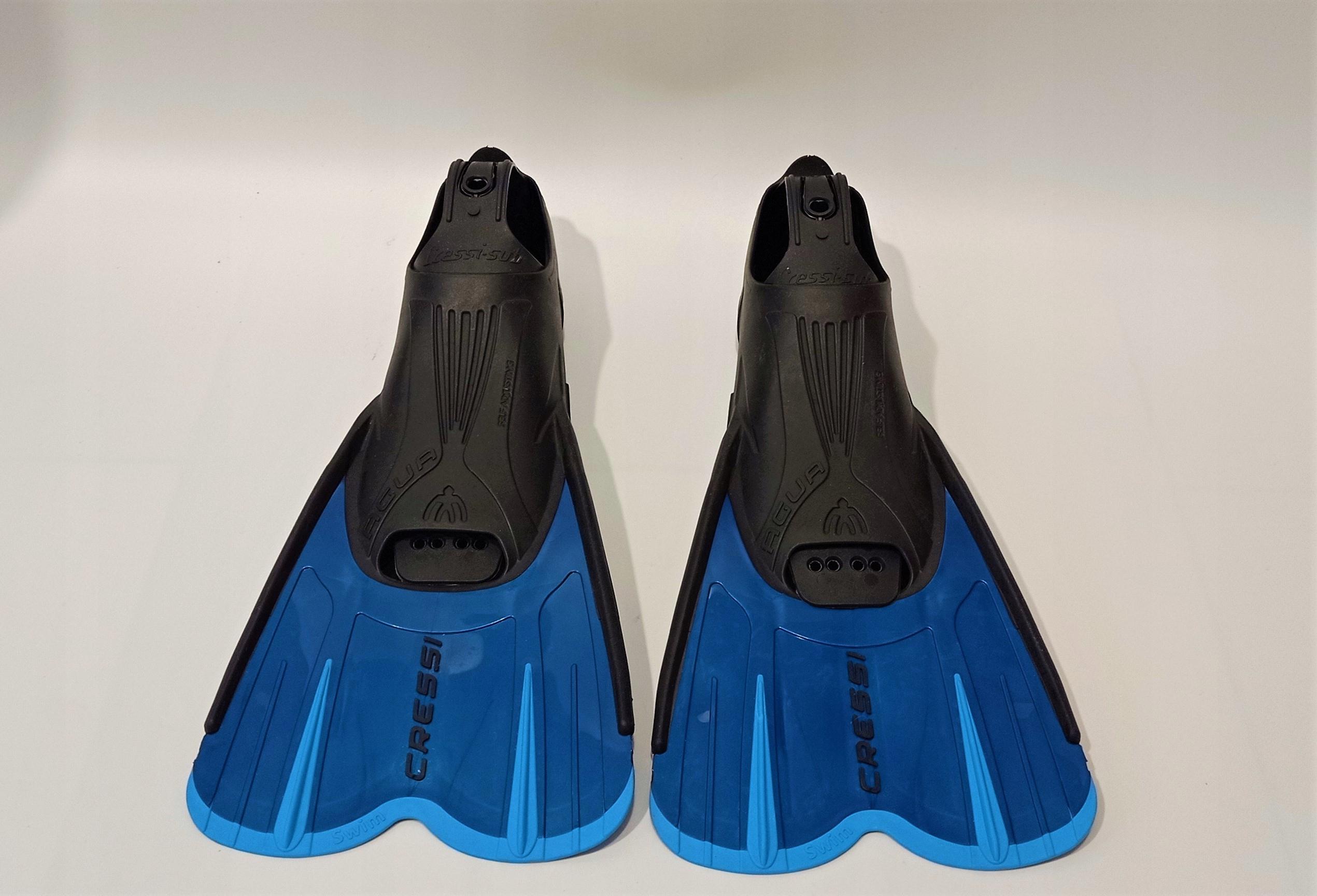 Cressi krótkie płetwy do pływania