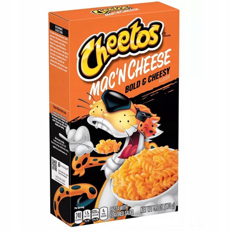 Лапша Cheetos Bold Cheesy Noodles 170г из США