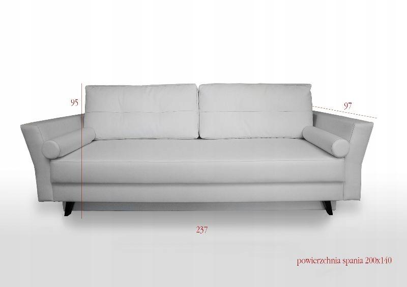 MODERNE KABINE NEVADA-FARBEN Die Breite der Möbel 237 cm
