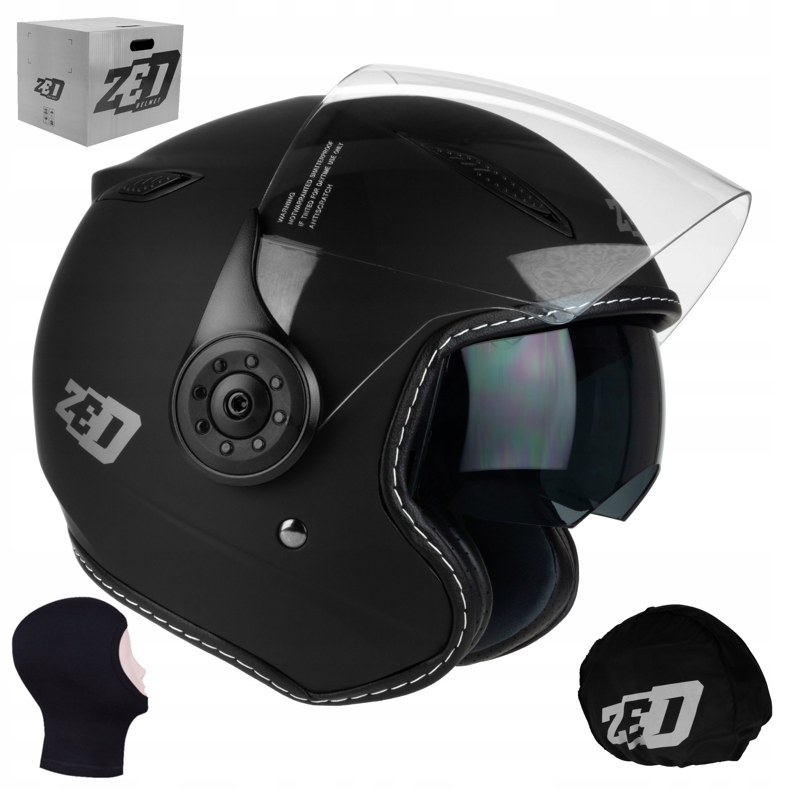 Мотоциклетный шлем Zed C5 C5 Blend Solar