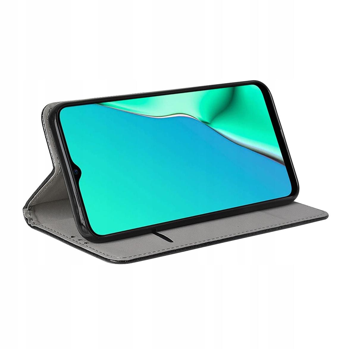 Etui do Oppo A9 2020 Case Magnet Portfel + Szkło Producent KrainaGSM
