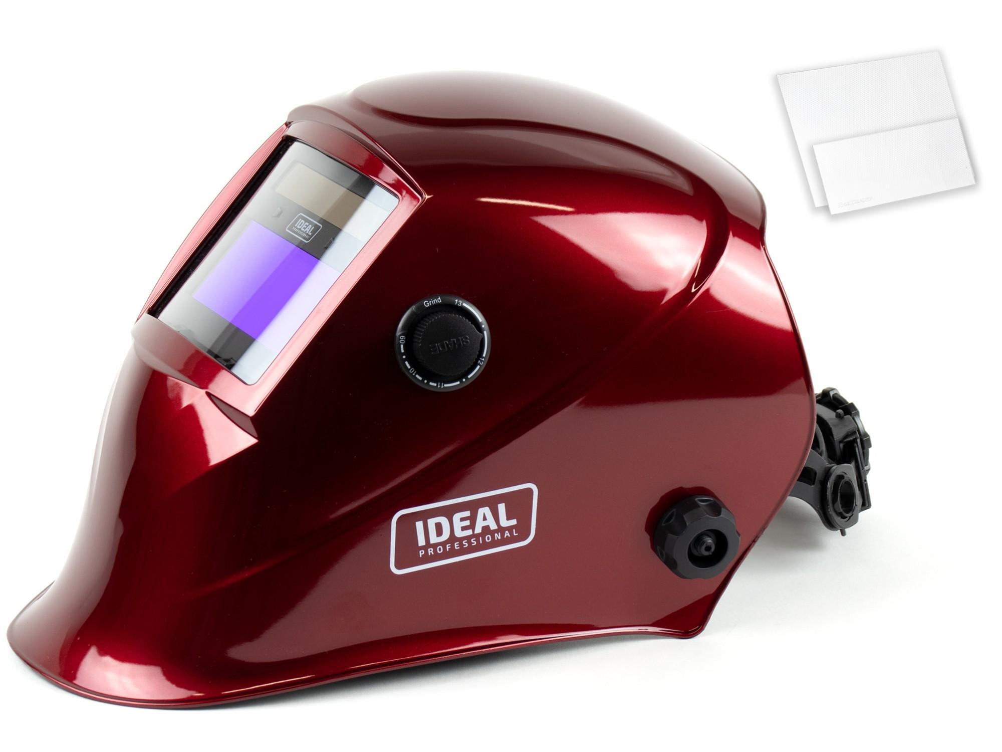 Maska spawalnicza przyłbica LCD IDEAL APS 510 G