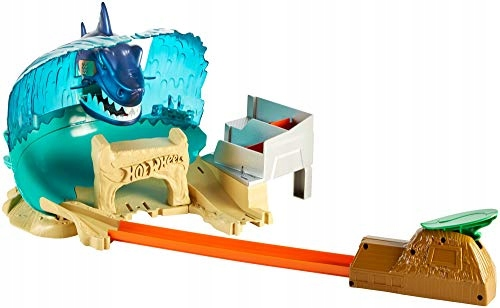 Hot Wheels City Shark Attack Set Doprava zdarma