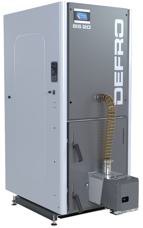 KOCIOŁ DEFRO BIO SLIM 30 kW ECODESIGN 5 KLASA