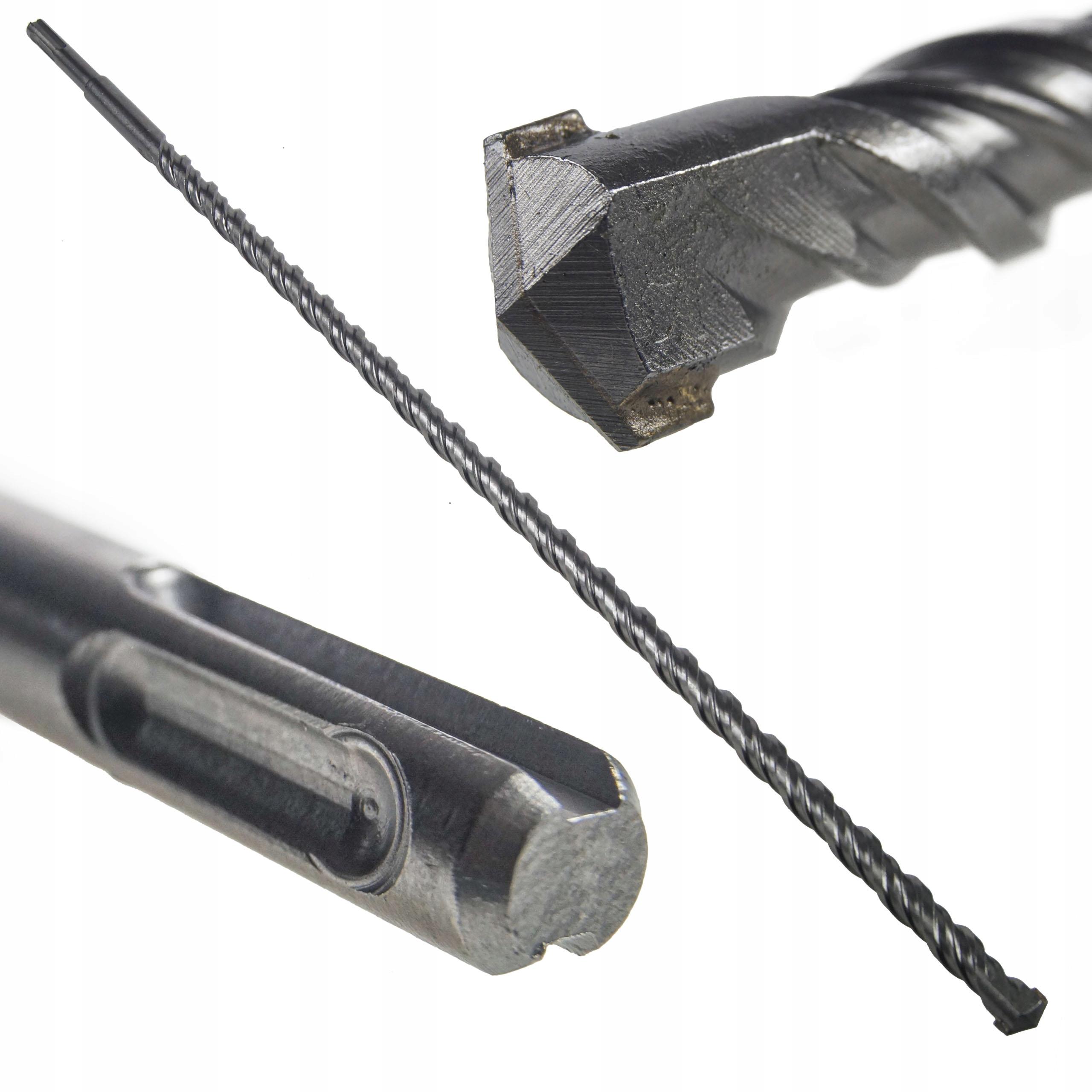 SDS Max 18x800 čierna (31550)