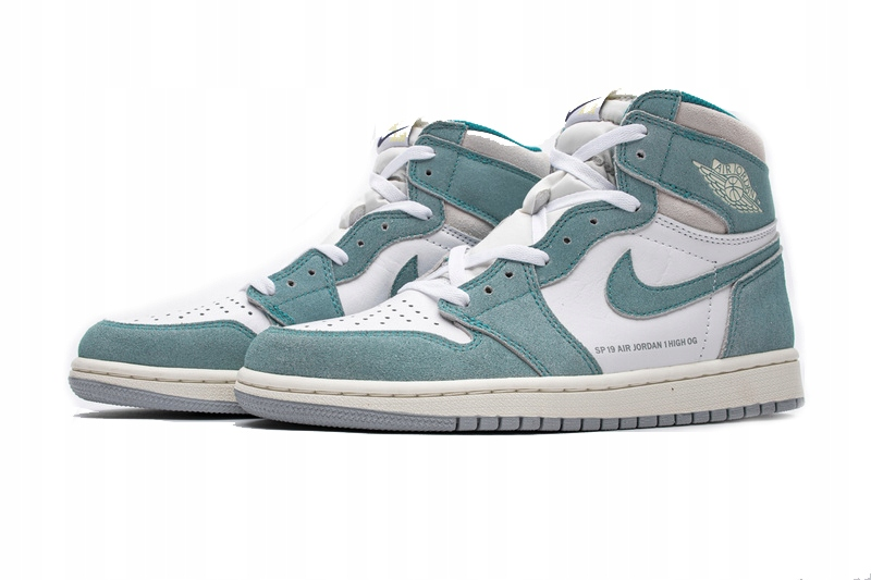 Air Jordan 1 OG Hi Retro Turbo Green 555088-311