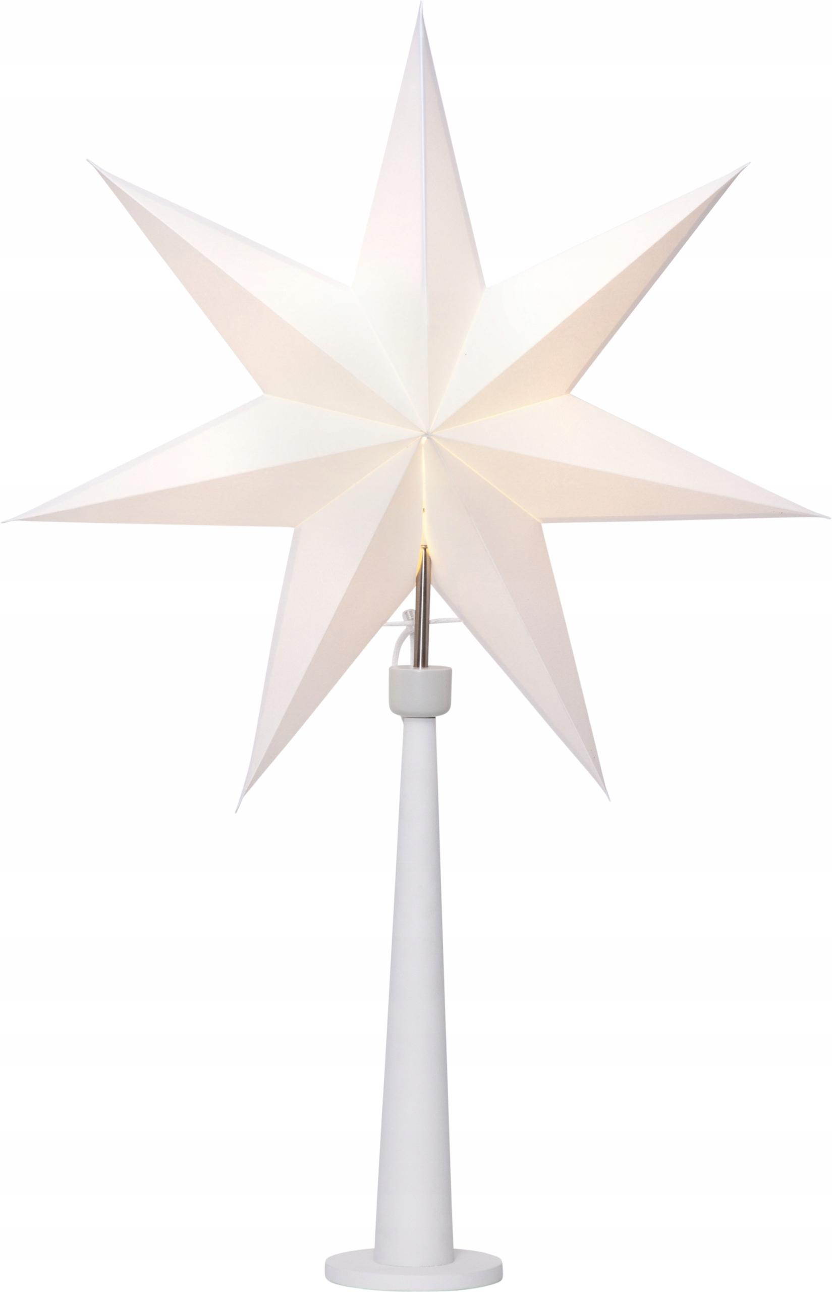 Švédske stojace STAR PAINT SNOW 54 cm