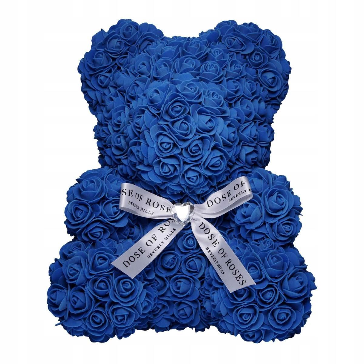 MIS z Róż 40cm PREZENT Dla Kobiet WYSYŁKA PL