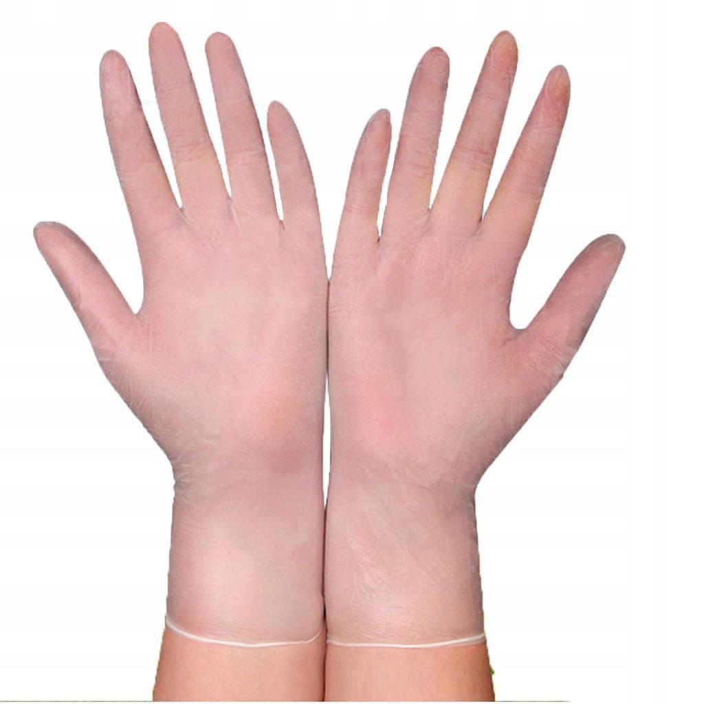 Jednorazové nepremokavé rukavice 100ks