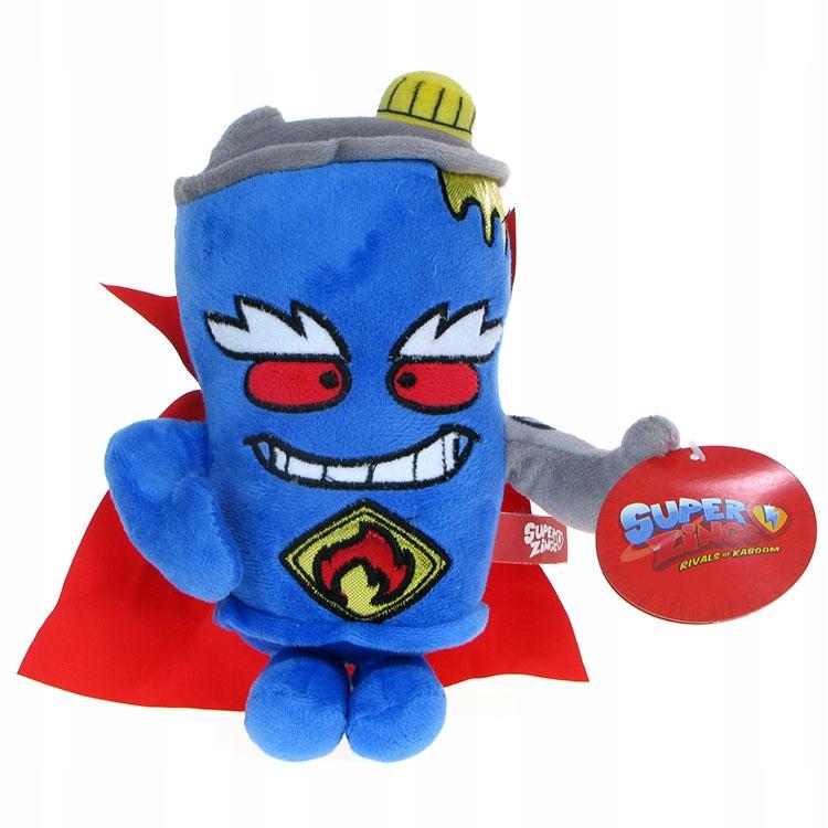 Super Zings: maskot pána Kinga, 20 cm (760018742)