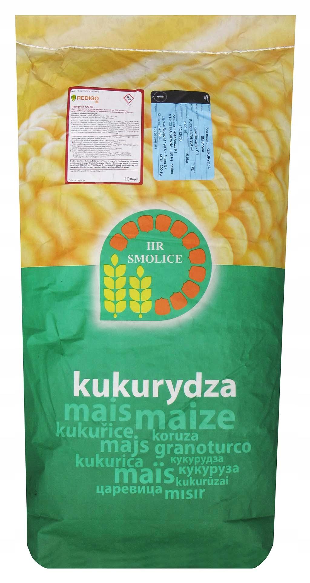Семена кукурузы SM BORYNA C1