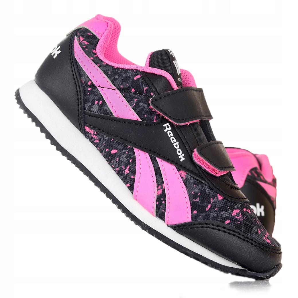 Buty dziecięce Reebok Royal Classic Jog 2V AR2303