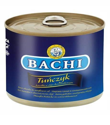 Item BACHI - Tuna pieces in oil 1705g