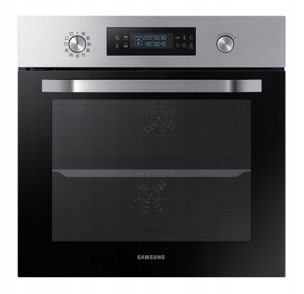 Духовой шкаф Samsung NV 66M3531BS Dual Cook 64л 60см