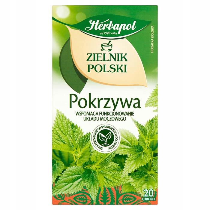 Herbapol Zielnik Polski Pokrzywa 30g