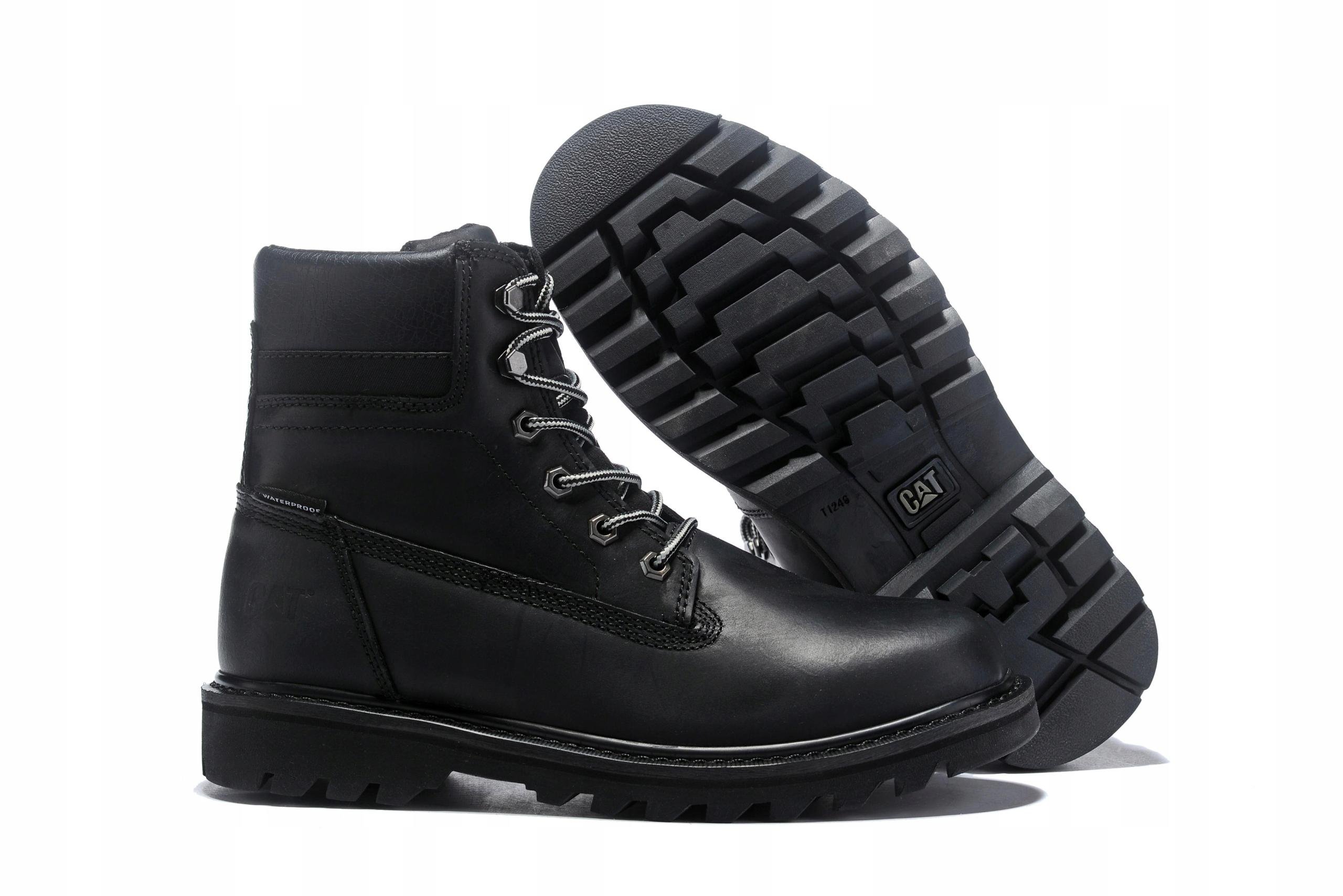 Retro neformálna obuv CAT Carter P720722