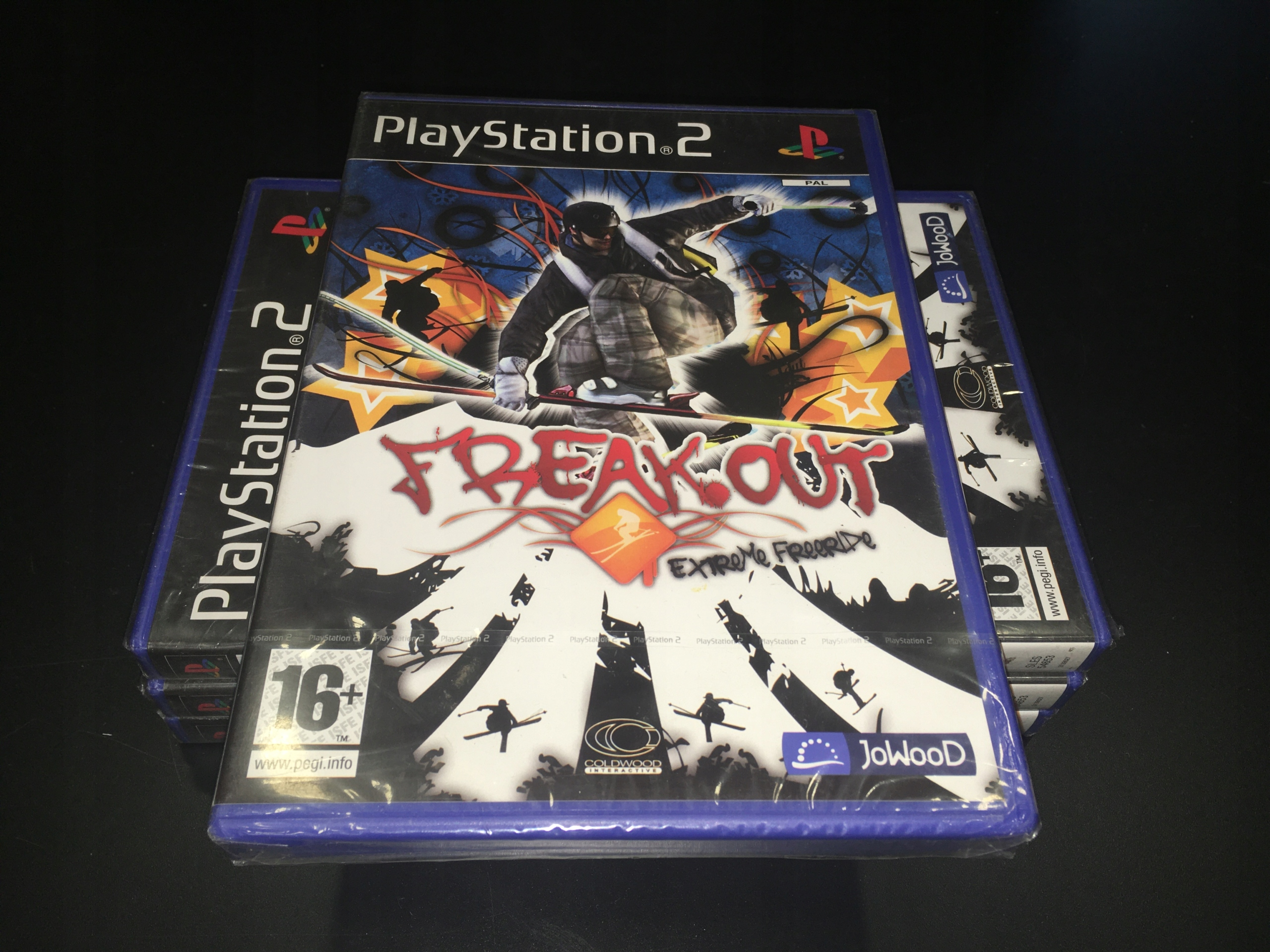 Freak Out / PS2