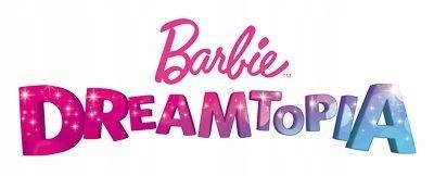 Barbie Pałac Zamek Kraina Słodkości Dreamtopia Kolor dominujący wielokolorowy