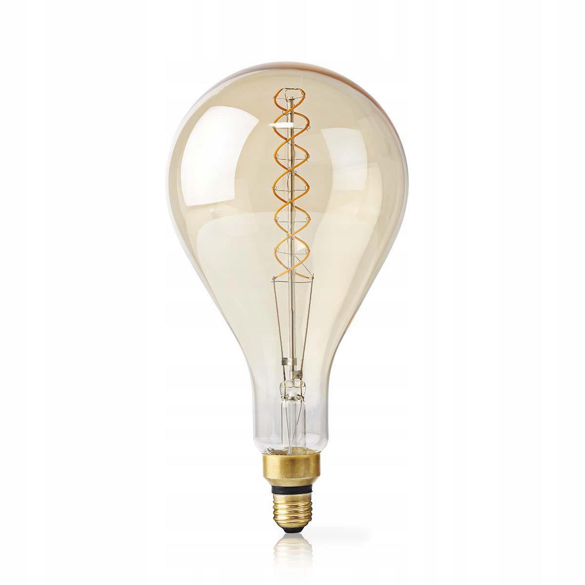 Žiarovka Nedis LED Retro Filament E27 5W 280lm