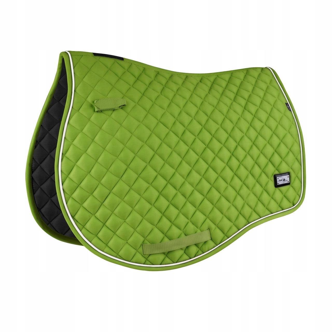 FAIR PLAY Ткань для седла AMBER 2.0 Lime VSS