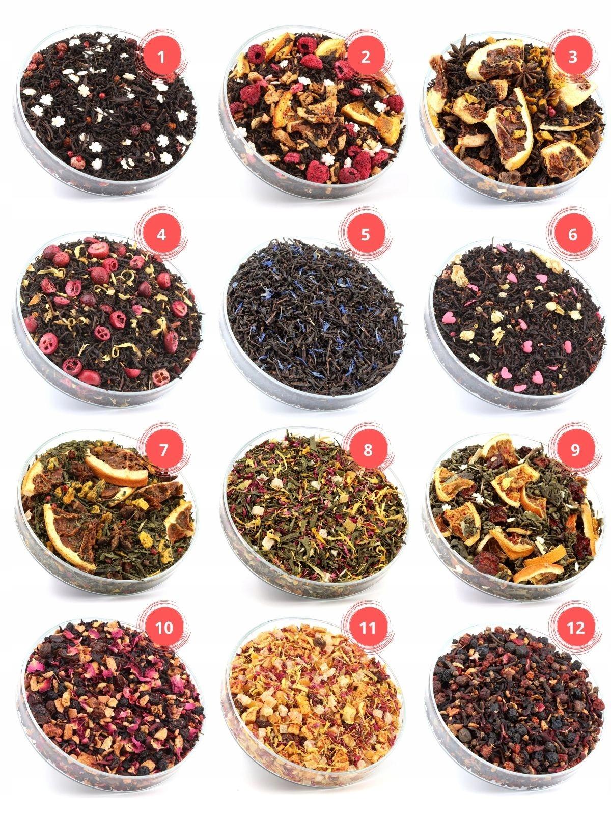 MEGA ZESTAW herbat na święta prezent w PUDEŁKACH Rodzaj gadżetu inny