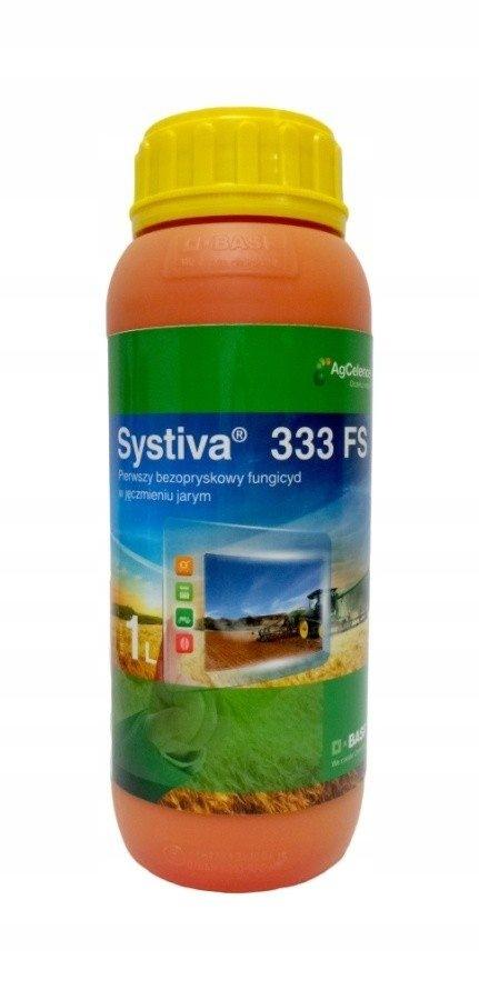 SYSTIVA 333 FS 1l zaprawa fungicyd zbożowy BASF