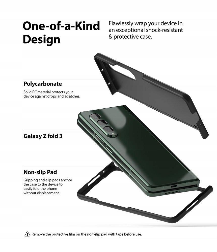Etui Ringke Slim do Samsung Galaxy Z Fold 3 Producent Braders