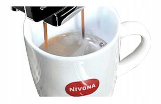 Кофемашина Nivona CafeRomatica 841 Потужність 1465 Вт