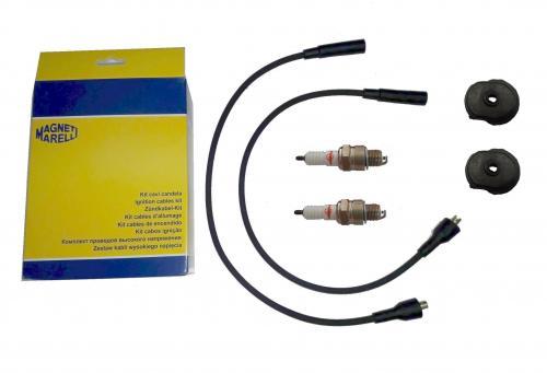 провода зажигания кабели свечи fiat 126p el loc