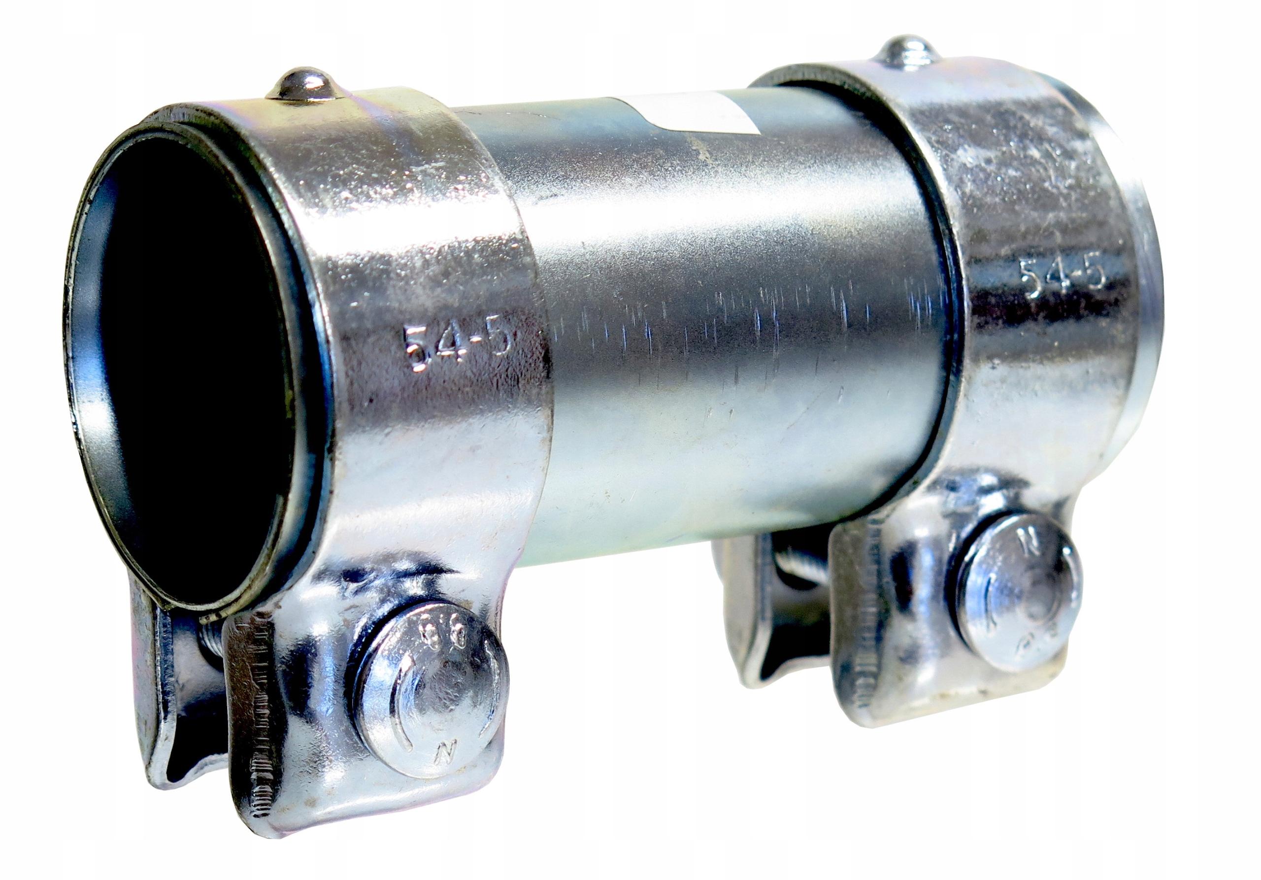 разъем Соединитель трубы зажим 50 мм Сочетает в себе две трубы
