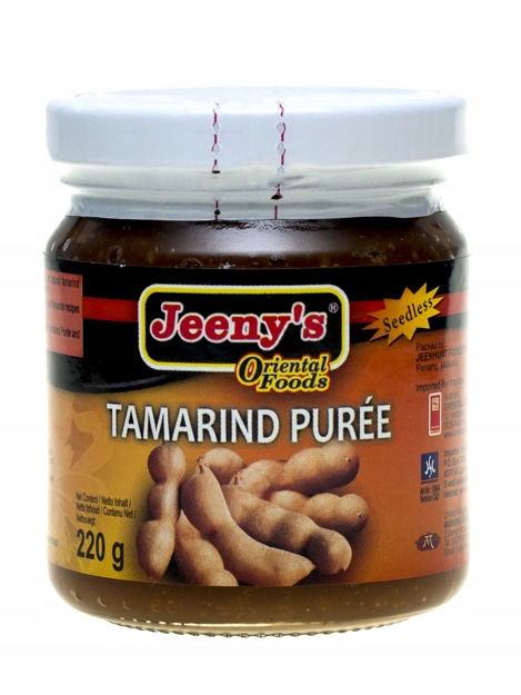 Item [COP] a Paste of tamarind (puree) 220g Jeeny's