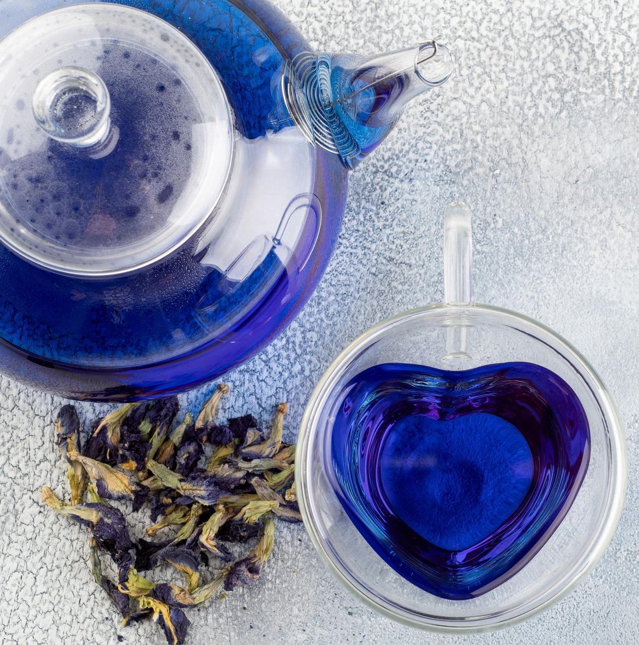 KLITORIA - BUTTERFLY - Niebieska Herbata - 25g