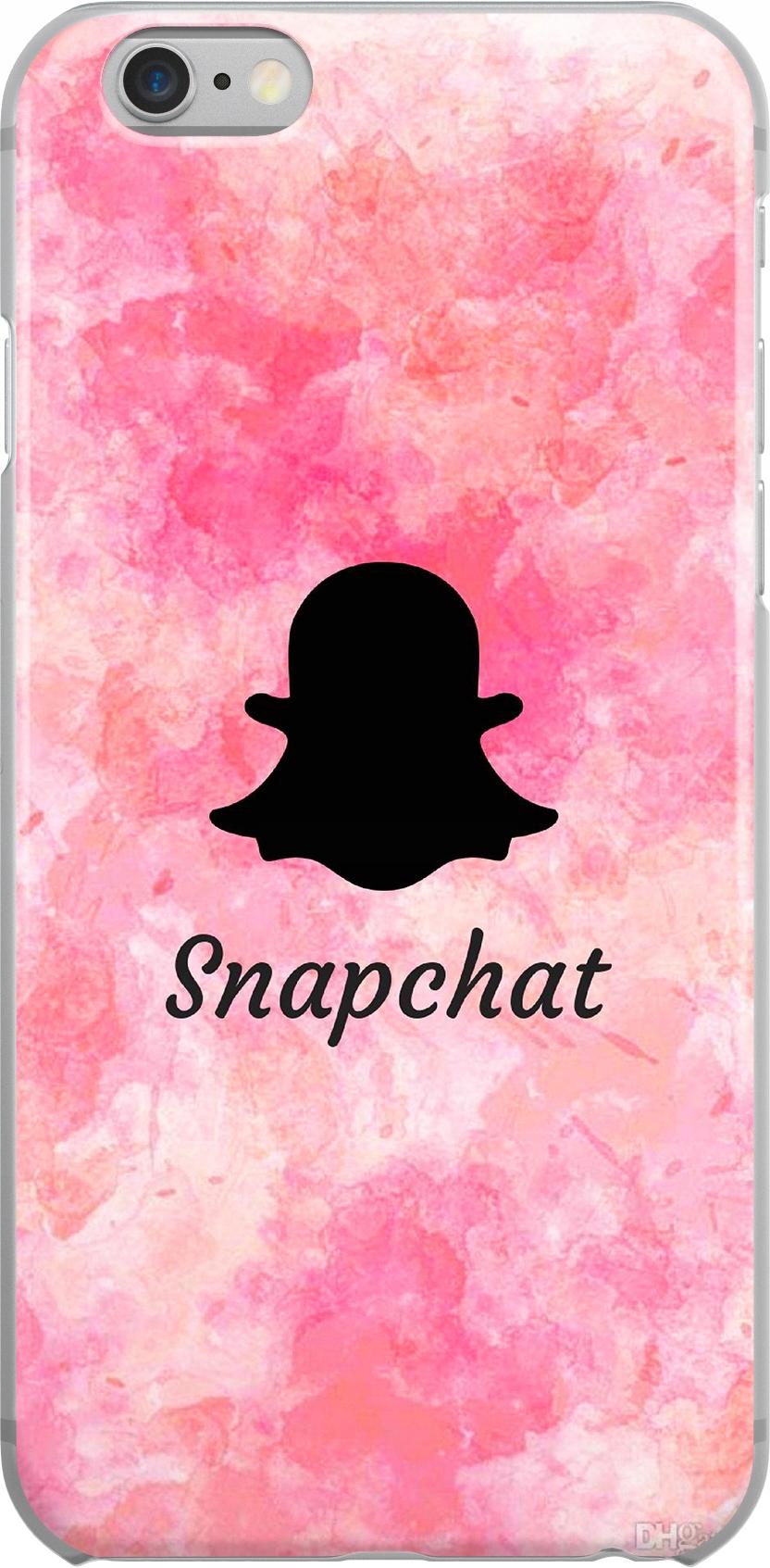 Etui Wzory Snapchat Huawei P20