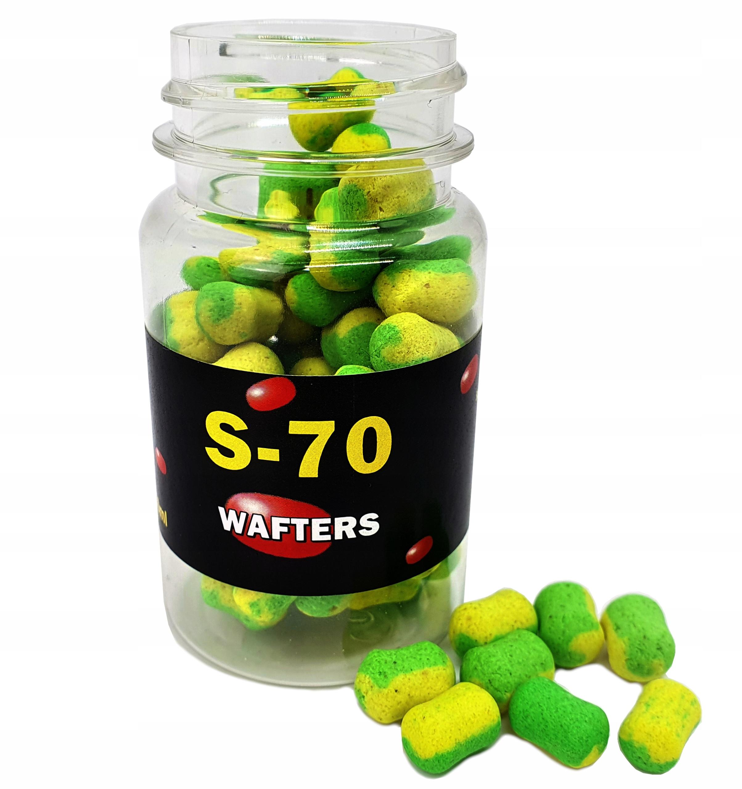 S-70 Wafters Dumbells 8mm MCKarp
