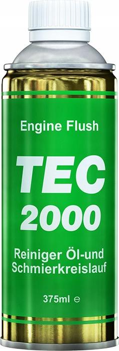 TEC2000 ENGINE FLUSH CLEAN ДВИГАТЕЛЬ