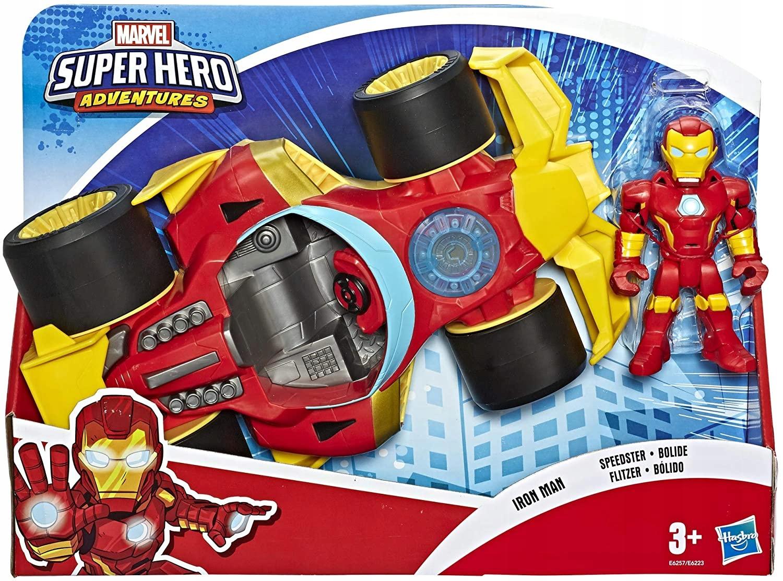 Obrázok IRON MAN Vozidlo Auto AVENGERS SUPER HERO