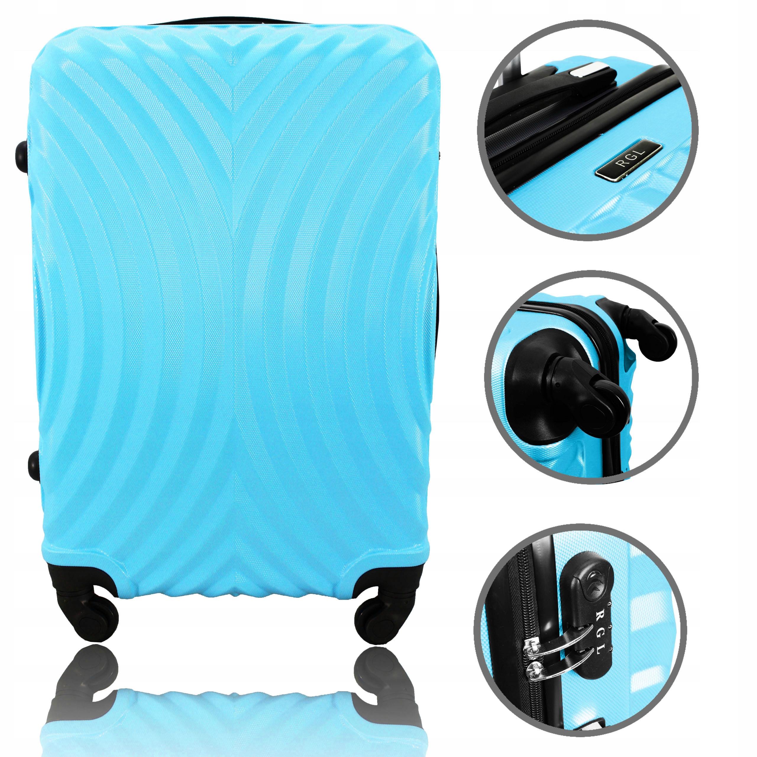 76 маленький чемодан на колесах, путешествующих на сумке ABS