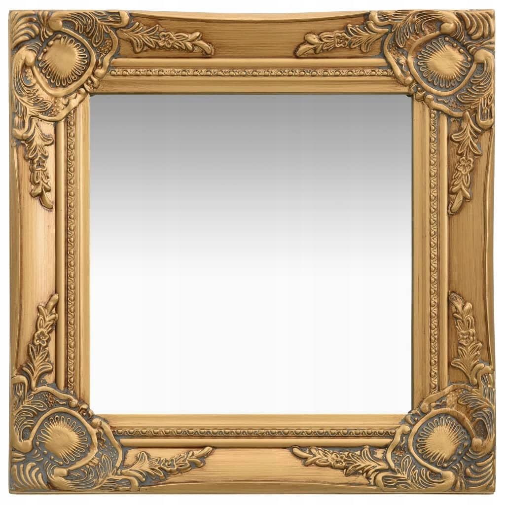 Barokové nástenné zrkadlo 40