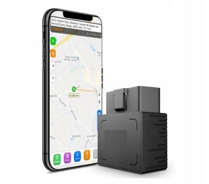 GPS GSM OBD do sledzenia pojazdów Plug & Play