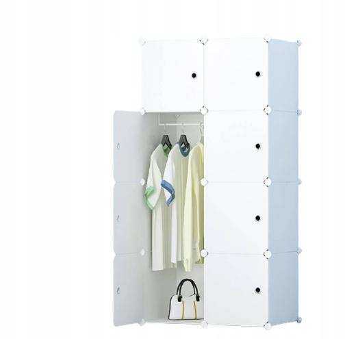 Детский модульный шкаф, книжный шкаф, вместительные полки
