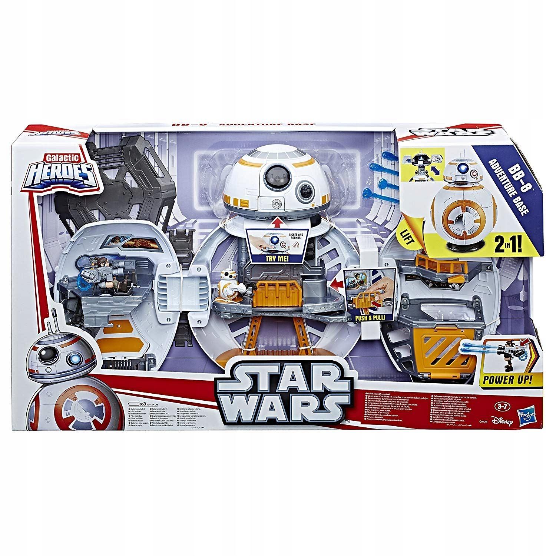 Star Wars GH BB-8 Adventure Base 2v1 Harbro C0728E