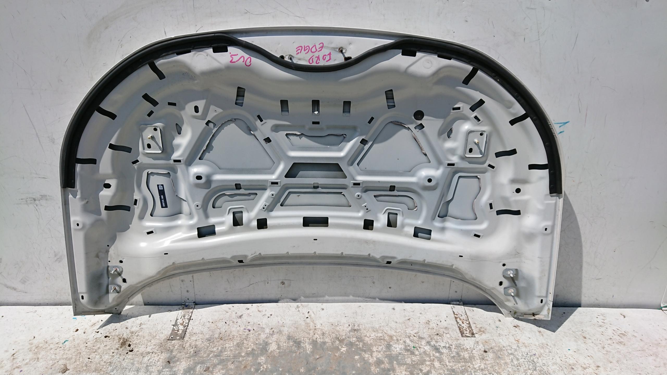 ford edge 15- капот кришка двигуна, фото