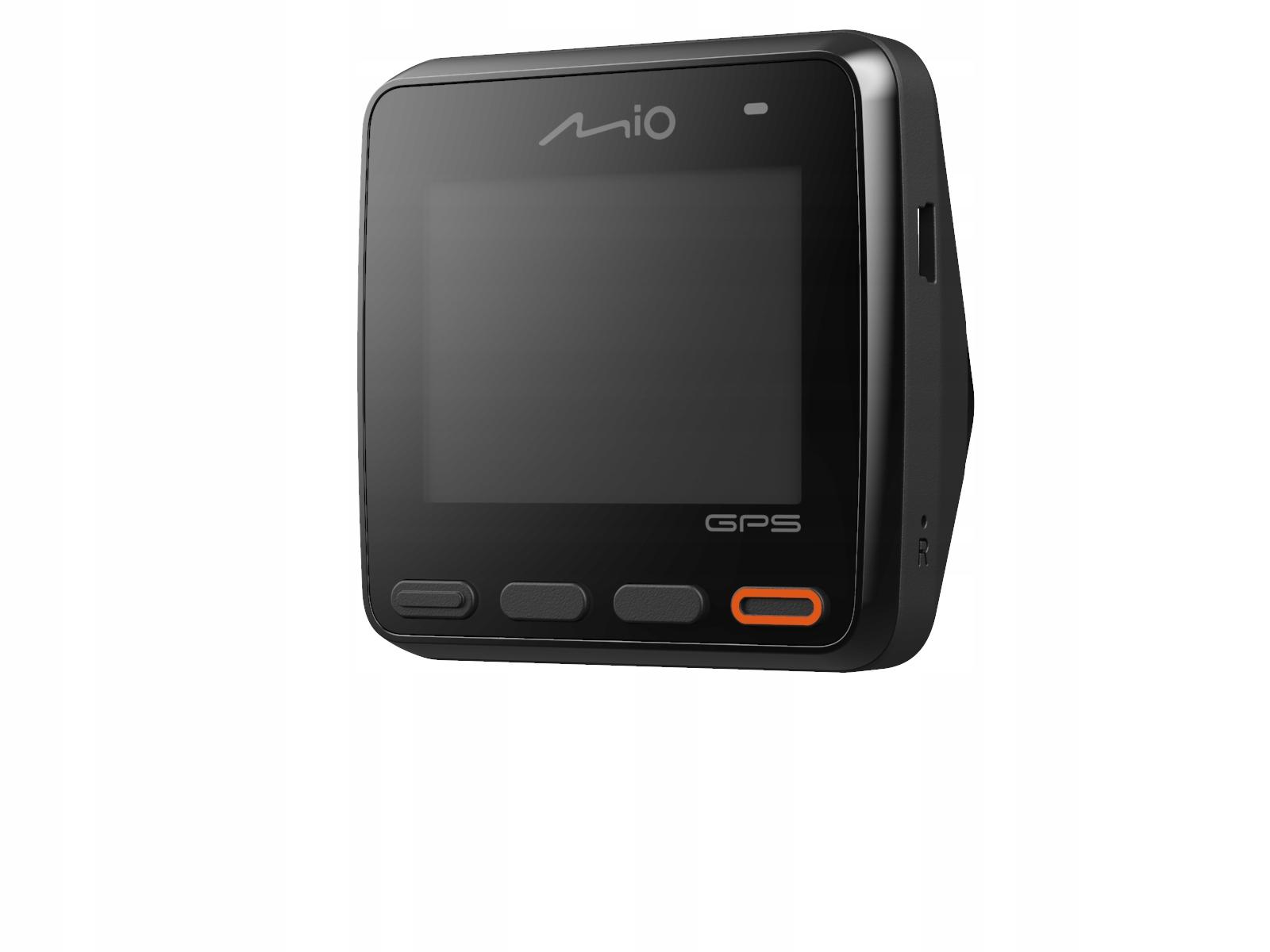MIO MIVUE C430 REJESTRATOR GPS BAZA FOTORADARÓW Zasilanie akumulatorowe gniazdo zapalniczki samochodowej