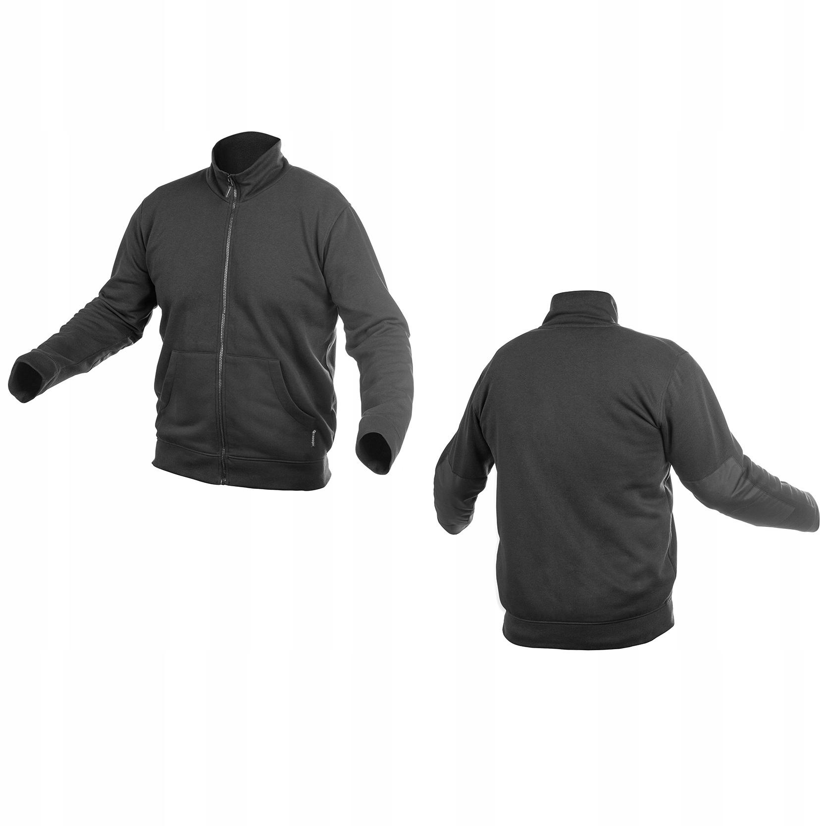 Bluza dresowa robocza dres roboczy L/52 bawełna