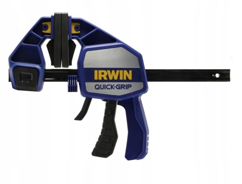 ŚCISK STOLARSKI 450mm QUICK GRIP XP IRWIN