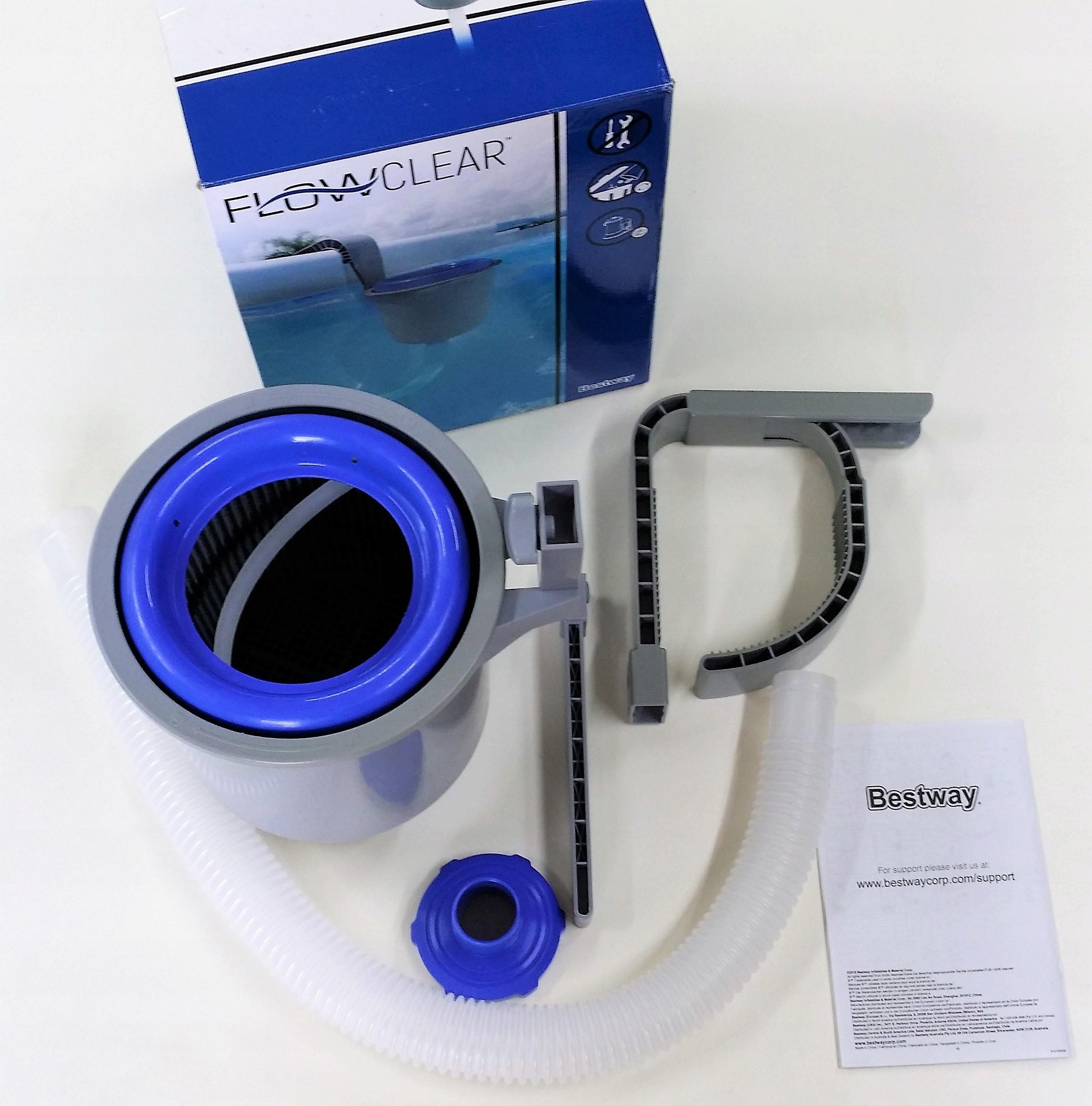 Bestway 58233 Skimmer do basenu, oczyszczacz wody